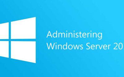 Windows Server 2012 Course
